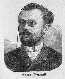Portrait d'Eugen Zintgraff