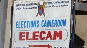 Siège d'Elections Cameroon à Yaoundé