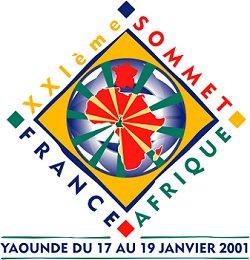 Logo officiel du sommet. © Présidence de la République Française