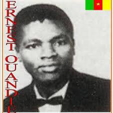Ernest Ouandié  © www.camer.be