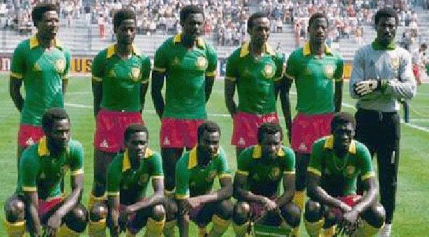 18 mars 1984 le cameroun remporte sa toute premi re coupe d afrique des nations can de - Coupe d afrique wikipedia ...