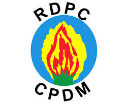 Logo officiel du RDPC. © http://journal.rdpcpdm.cm/