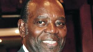 Jérôme Mendouga, ancien ambassadeur du Cameroun aux Etats-Unis