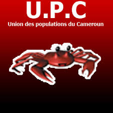 Logo officiel de l'Union des Population du Cameroun (UPC)