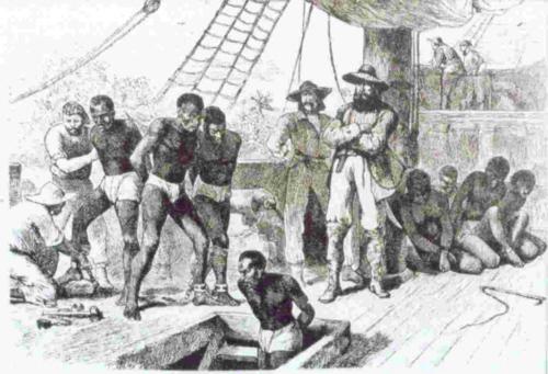 Commerce des esclaves Afrique Cameroun