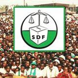 Logo du SDF