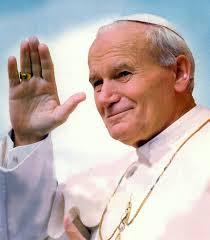 Le Pape Jean Paul II © http://imagessaintes.canalblog.com/