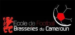 Logo officiel de l'école de football des Brasseries du Cameroun