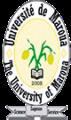 Logo officiel de l'université de Maroua