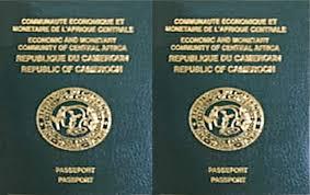 Passeports biométriques CEMAC ©http://matango.mondoblog.org