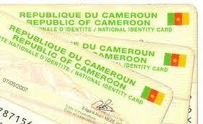 Prototype Carte nationale d'identité camerounaise © JournalDuCameroun.com