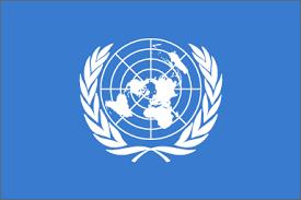 Logo officiel de l'ONU © http://www.un.org/fr/aboutun/flag/