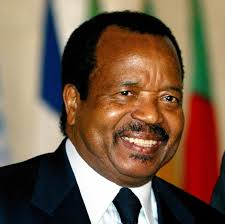 Paul Biya ©camernews.com